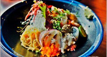 [信義安和站  溫暖系日式料理 天海。不解釋] 澎派一整碗不解釋  松坂豚厚實好美味 #生魚片 #丼飯