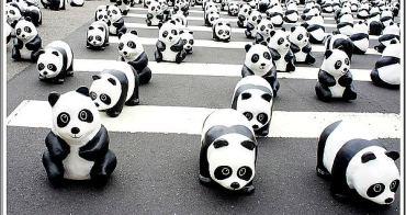 1600貓熊世界之旅~療癒系胖達萌翻市政府廣場[展期2/28~3/9]
