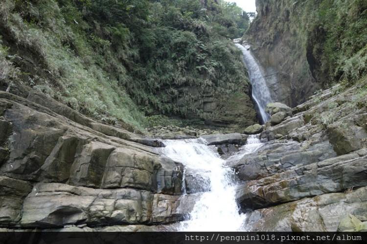 【南投竹山私房景點推薦】瑞龍瀑布(瑞龍吊橋);一起漫步森林步道,享受氣勢磅礡瀑布美景!竹山自然景點推薦。