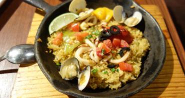 【台中】Cafe' Grazie 義式屋古拉爵(台中中友店);餐點樣式多變化,價格親民的義式餐廳~