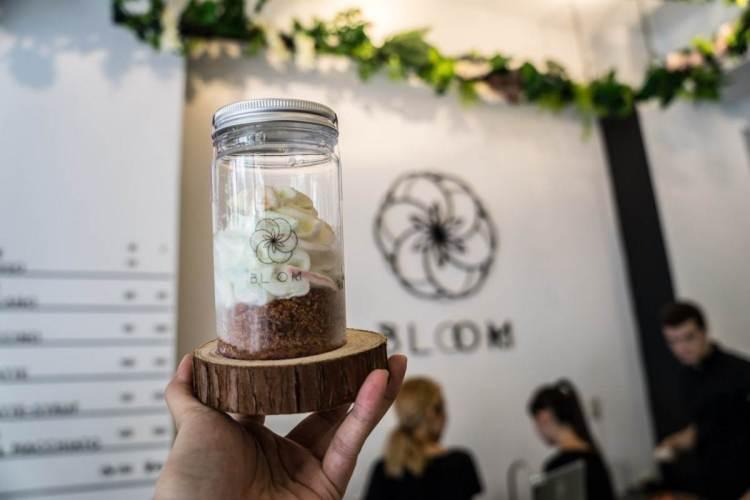 【員林Bloom Dessert Bar】帥哥主廚做的米其林法式甜點,就算一口氣帶10罐甜點罐回家也不為過!