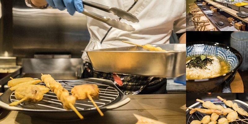 串勝串炸專門店|大阪串炸推薦,不用到台中,彰化員林日式炸串就在這裡,現點現炸、新鮮美味。