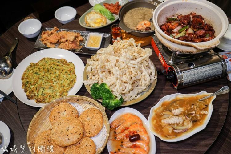 三食六島馬祖特色料理餐廳 | 台中馬祖美食料理,乾燒酒糟雞、馬祖老酒麵線,令人回味無窮的馬祖特色美食!