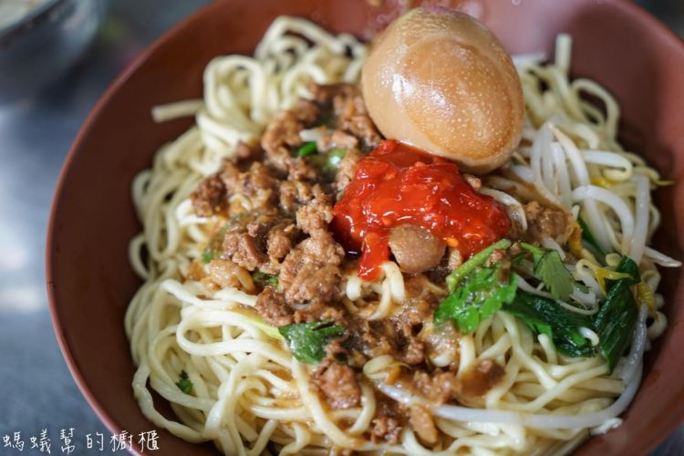 京沅中式早午餐 彰化市小巷裡的美味麵食、肉羹湯,熟門熟路才知道的巷弄小吃。