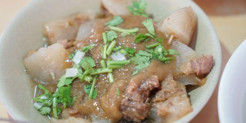北斗肉圓儀|北斗小吃推薦,朋友推薦的好吃肉圓!林書豪最愛的肉圓店,在北斗媽祖廟後方好找尋。
