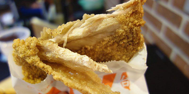炸擱來鹹酥雞;吃了還會一直再來的美味鹹酥雞!員林超人氣鹹酥雞店,大推薦超鮮嫩大塊平價雞排。
