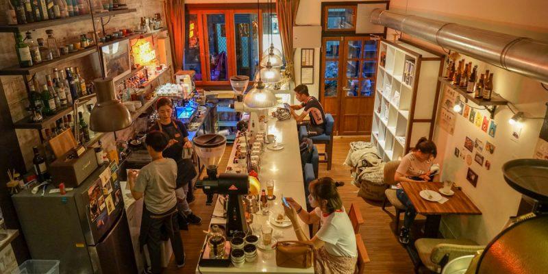台中大甲布魯本咖啡Brewband Coffee   小巷裡的秘密老宅咖啡館,千層蛋糕水準好,氛圍輕鬆悠閒。
