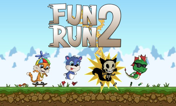 Fun Run 2 3.1.0.0 XAP for Windows Phone