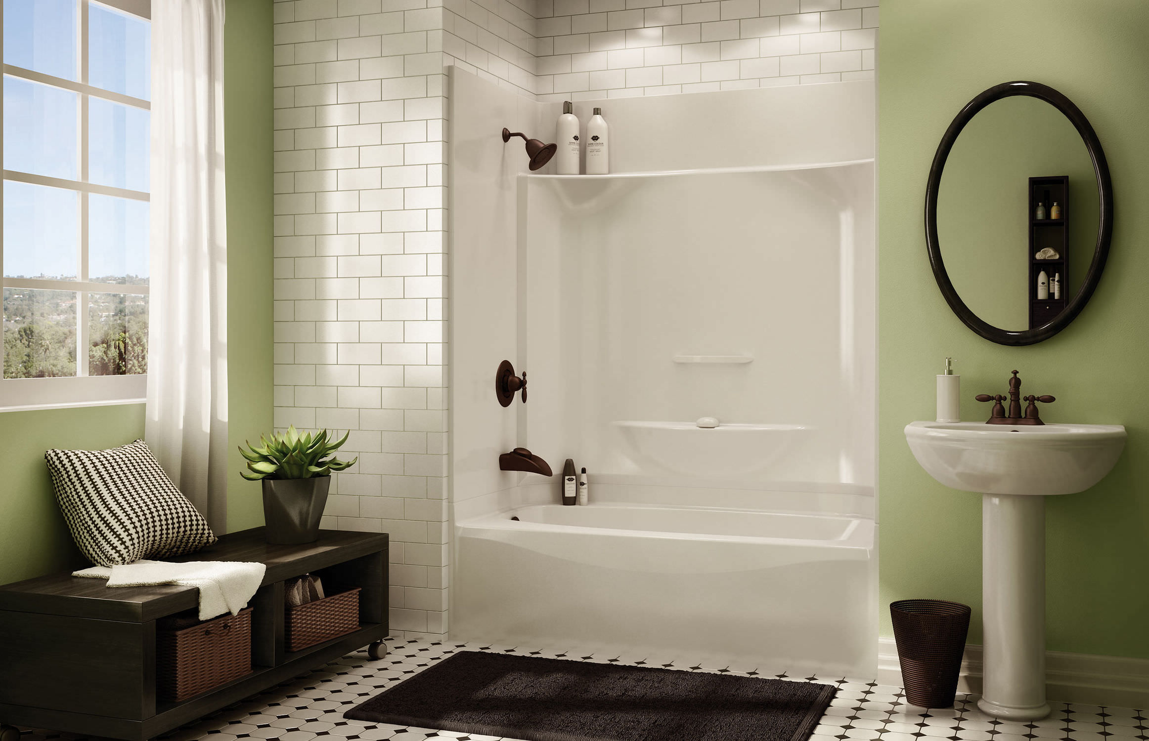 Indulging Shower Combo Menards Bath Shower Combo Small Bathrooms Combination Rectangular Acrylic Kdts Combination Rectangular Acrylic Kdts Tub houzz-03 Tub And Shower Combo
