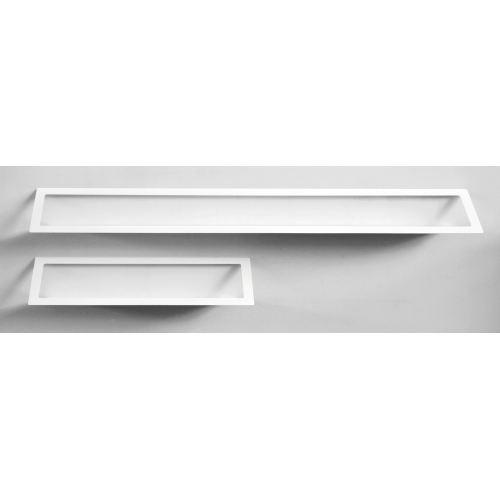 Medium Crop Of Modern Metal Wall Shelf