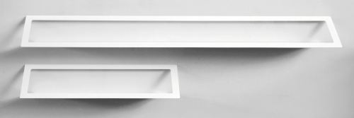 Medium Of Modern Metal Wall Shelf