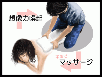 LovePress++ virtual massage