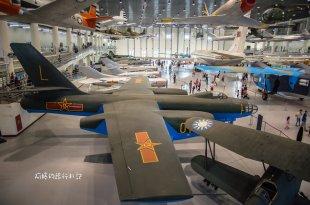  高雄‧岡山 航空教育展示館,亞洲首座懸吊國寶級戰機展示館,41架軍戰機等著你