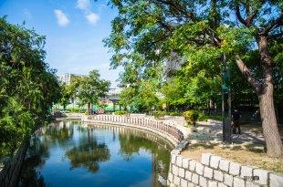 |高雄‧鳳山|曹公圳生態公園,漫步河邊沿途欣賞鳳山縣城周邊景色