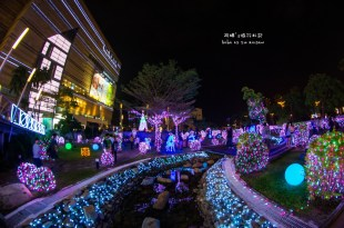 |高雄‧前鎮|以愛為名,愛‧Sharing 把愛分享出去*夢時代耶誕城Dream X'mas夢幻耶誕光廊