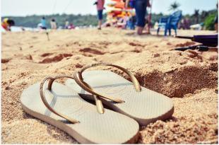 Pingtung 屏東‧恆春 陽光、沙灘、大海*我在白沙灣天氣晴