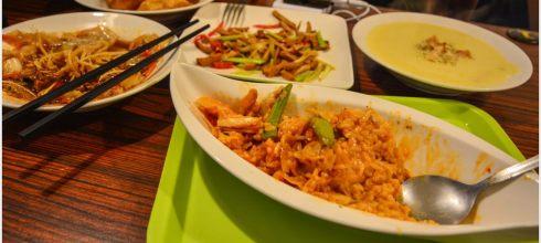 Tainan|台南‧東區|好吃逗相報之法喜滿屋素食人氣炸元寶我好愛