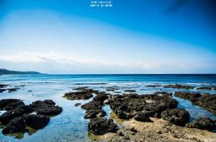  屏東‧恆春 藍色海洋,心遺留的地方,萬里桐