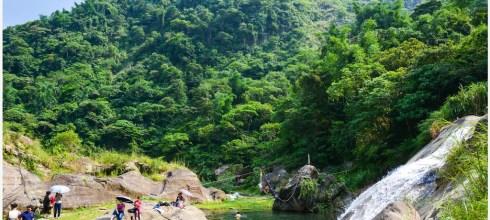 Chiayi|嘉義‧梅山|來到精靈居住的地方,深山裡的秘境*大峽谷生態農場