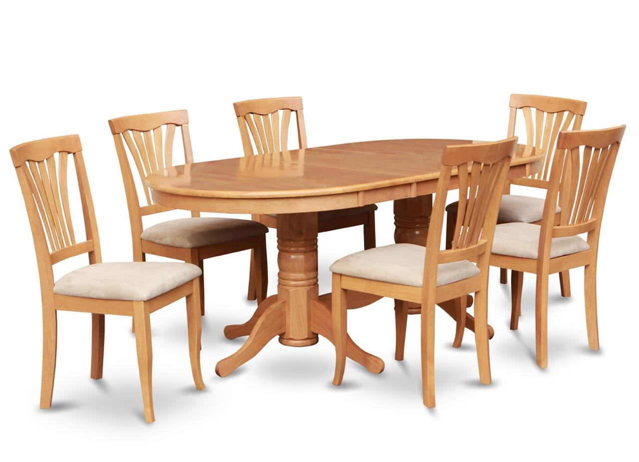 oak dining room table kitchen tables and more Modern