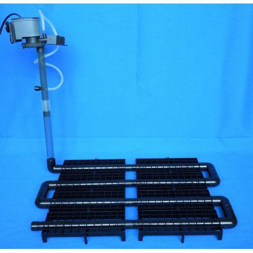 Fish tank filter location details about fish tank bio for Koi filter setup