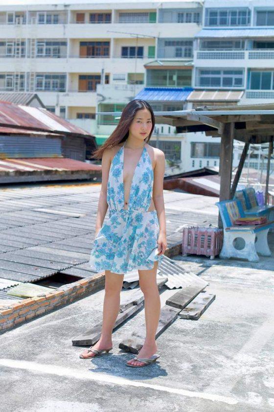 【H,エロ画像】日テレニック2011のグラビアあいどるの横乳も競泳ミズ着もビキニ姿も☆