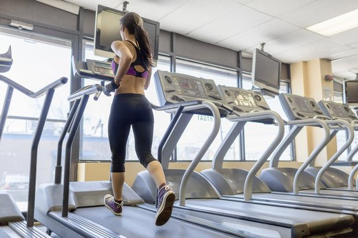 Treadmills Offer Reduced Impact for Injury Treatment