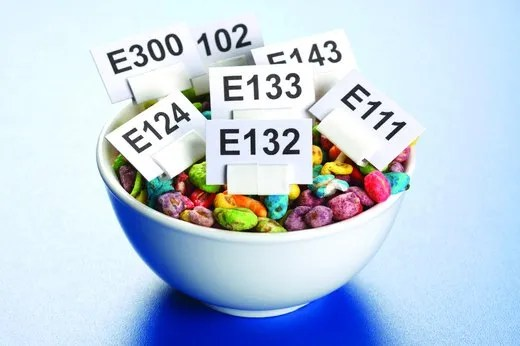 6. Artificial Sweeteners, Coloring and Flavorings