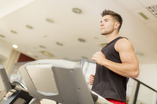 One Advantage of Treadmills: Shock Absorption