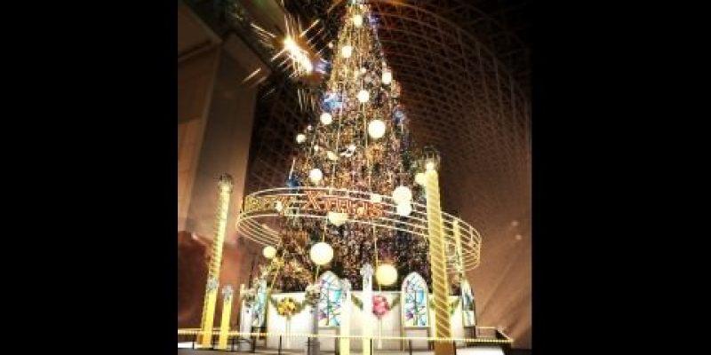 【日本】。最鮮的日本各地聖誕節特集 (2014.12.7)