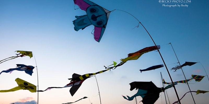 【桃園】。竹圍漁港吃海鮮看日落 海邊玩沙看海的日子