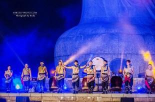 【馬祖】。馬祖秋慶『媽祖在馬祖昇天祭』系列活動:馬祖天后宮祭典、十鼓擊樂團表演、布袋戲