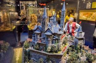 【台北】。很多外國人參觀的「袖珍博物館」迷你珍藏品 @台北室內活動 松江南京站