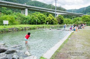 【宜蘭】。親子旅遊到宜蘭玩水免費!夏天玩水最消暑@南澳鄉