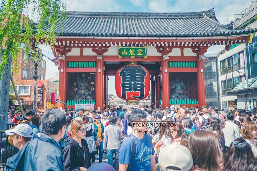 【日本】。東京必去淺草寺雷門、晴空塔、一蘭拉麵打卡 @東京旅遊行程