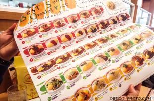 【日本】。福島郡山車站餐廳美食 蘋果樹蛋包飯!郡山駅餐廳有哪些