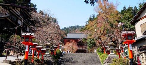 【京都】。叡山電鐵深度之旅─貴船神社 & 鞍馬寺