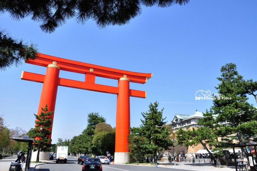 【京都】。平安都城.平安神宮