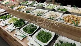 原生園食草汆燙鍋|平衡血糖外食火鍋吃到飽(台北小巨蛋站)