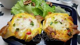 飲食自煮|各式烘蛋與迷你烘蛋(spanish omelette)