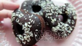 自製無麵粉巧克力蛋糕、花生醬巧克力蛋糕(chocolate cake)
