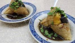 台北石牌小吃|台南海龍阿久肉粽-我在台北遇見的台南回憶味