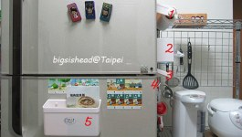 ●居家布置●廚房小物的專屬置物區(Sponsored by B&Q)