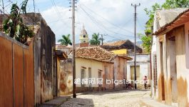 Cuba古巴遊記|走在Trinidad世界文化遺產的石子路上(蜜月之旅day17)