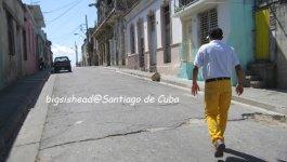 Cuba古巴遊記|Santiago de Cuba空城計遇到小黃…(蜜月之旅day12)