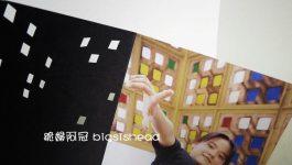 打開收集控的儲物間₪明信片故事–第ㄧ張純手工明信片(2001.12.27)