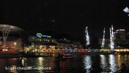 新加坡景點 克拉碼頭(Clarke Quay)夜生活區