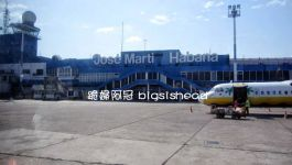 CUBA古巴新聞★希望阿冠有機會回去看看那擴建後的古巴哈瓦那機場(José Martí Habana)