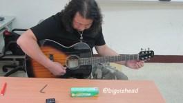 第四-六週吉他課–我有新吉他囉!