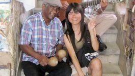 Cuba古巴遊記|午後漫步於Santiago de Cuba熱情的音樂巷弄(蜜月之旅day10-2)